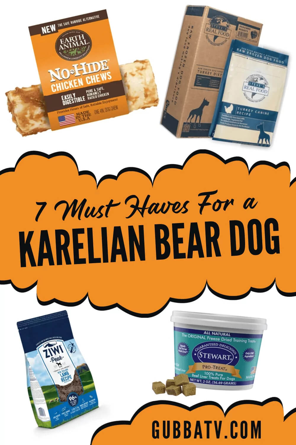 7 Must Haves For A Karelian Bear Dog