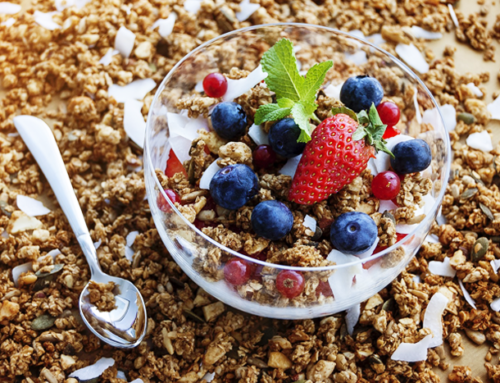 Easy and Healthy Homemade Granola