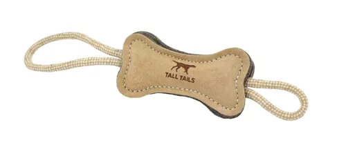 tall tails dog toy