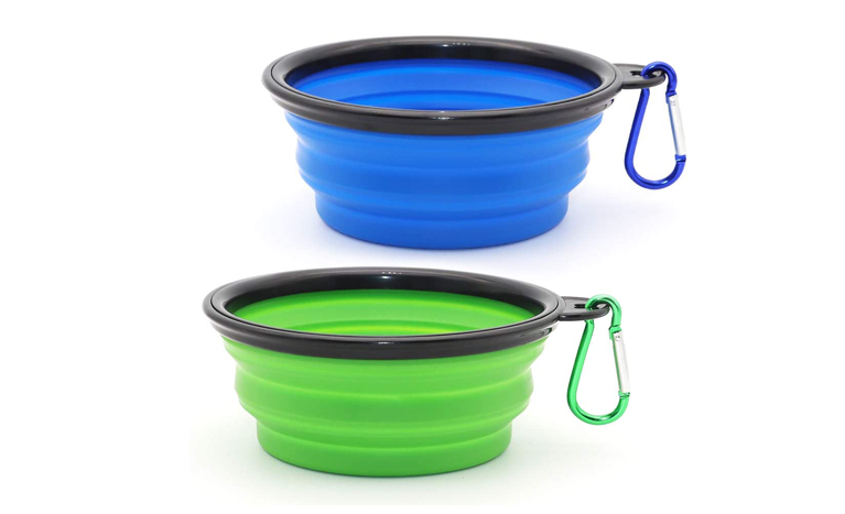 dog watering bowl