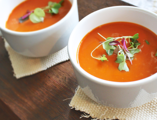 Best Tomato Soup Recipe Ever