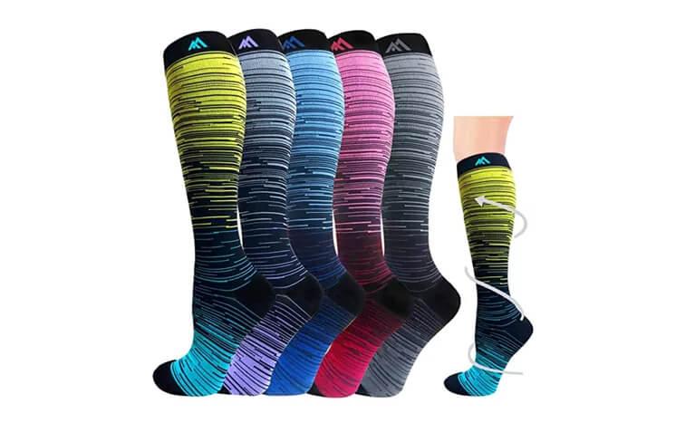 compression socks for standing desk