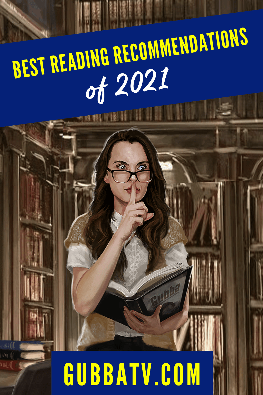 Best Reading Recommendations of 2021