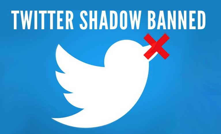 Twitter shadowbanned