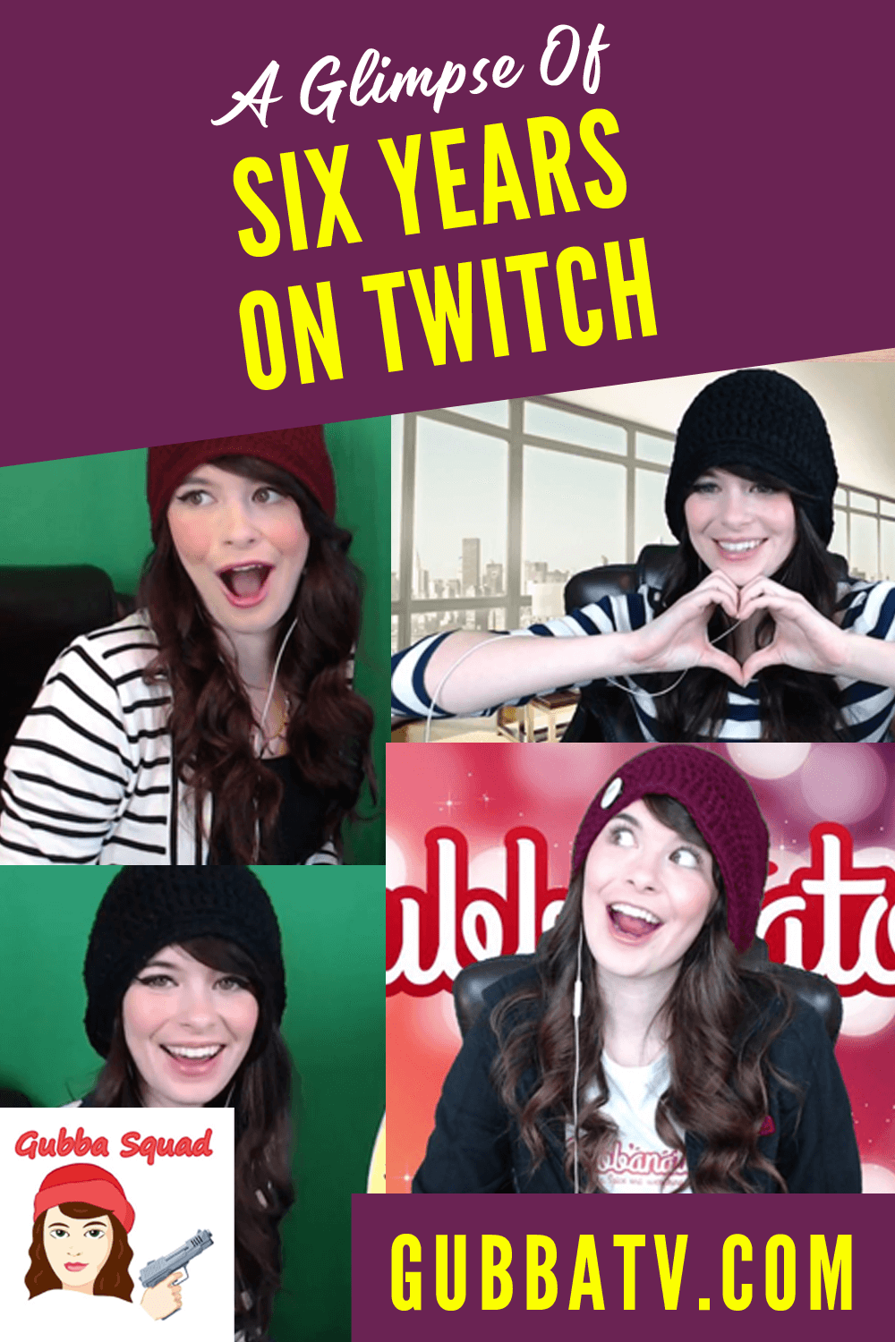 A Glimpse Of Six Years On Twitch