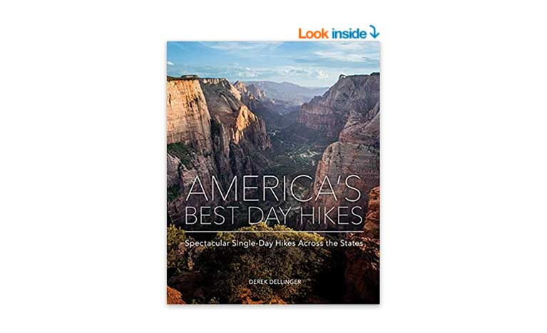 american's best day hikes book