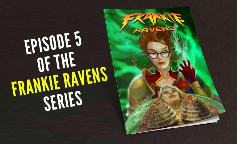 Episode 5 Of The Frankie Ravens Series by Gubbatv