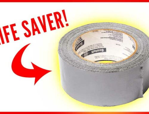 10 Survival Uses Of Duct Tape