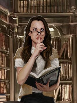 GubbaTV as a librarian image