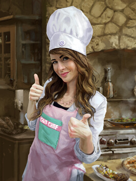 GubbaTV the chef image