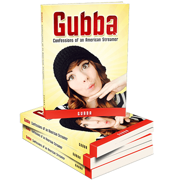 Gubba Confessions of an American Streamer book image