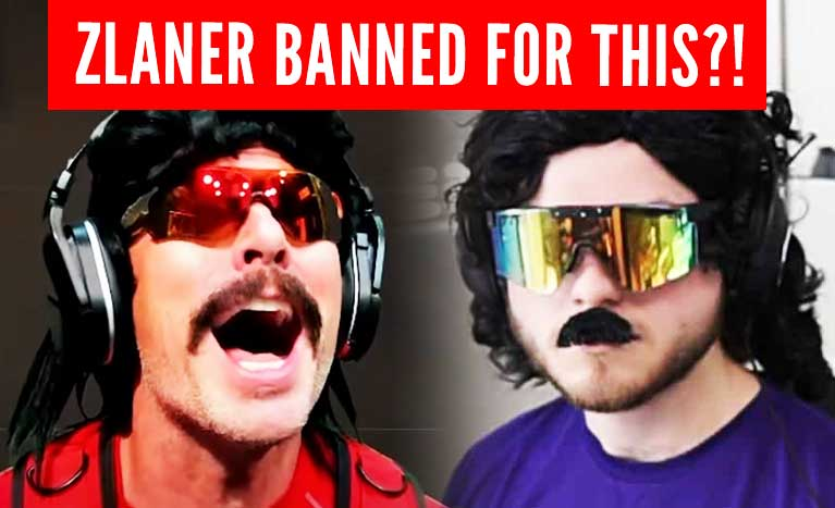 ZLaner Banned From Twitch Warzone Event