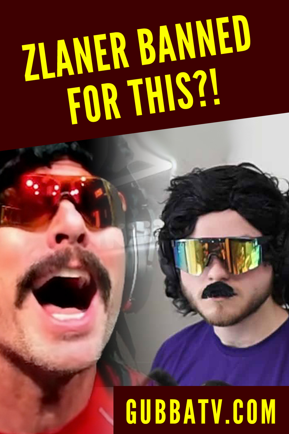 Everything You Need To Know On Zlaner Twitch Rivals Warzone Event Exclusion For Dr. Disrespect Cosplay