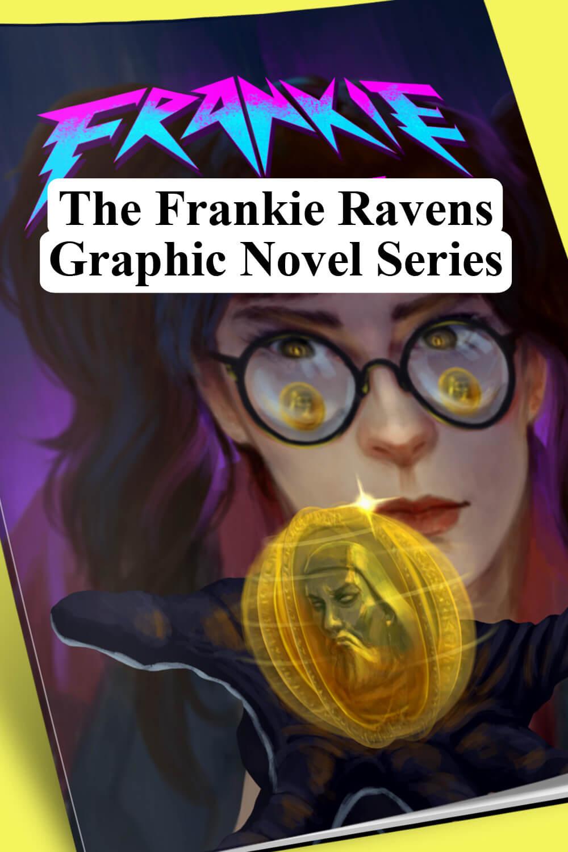 The Frankie Ravens Graphic Novel Series