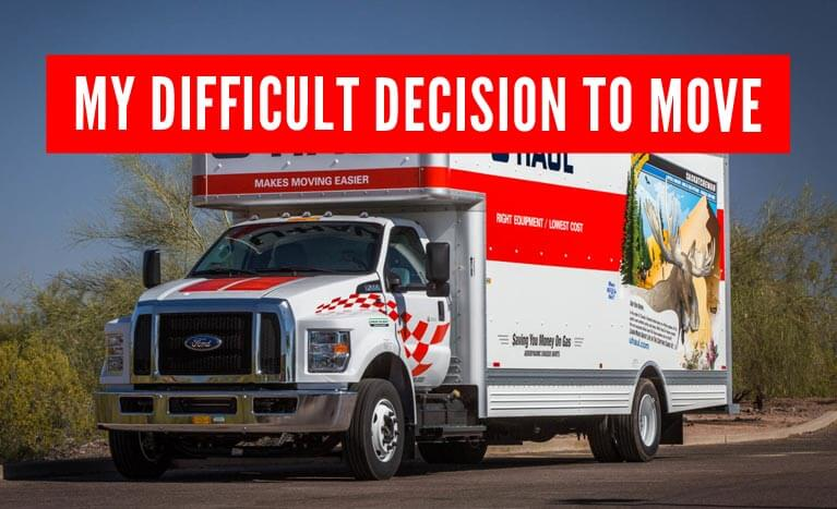 moving decisions